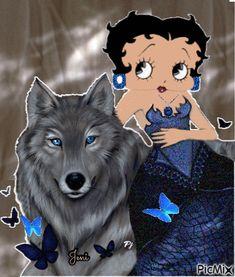 See the PicMix Betty boop belonging to Wolfjen on PicMix. Zendaya Style, Betty Boop Cartoon, Betty Boop Pictures, Wolf Spirit, America's Got Talent, Arrow, Beast, Animation, Disney
