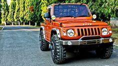 Foto-foto Modifikasi Suzuki Jimny Katana - Gambar.photo Mahindra Thar Modified, Suzuki Sj 410, Samurai, Jimny Suzuki, Jeep Photos, Katana, Jeep Wrangler, Cars And Motorcycles, Offroad