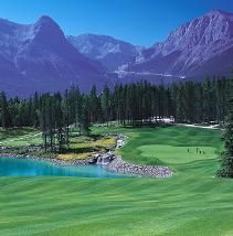 Canmore Golf Course