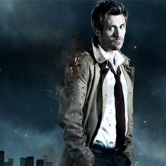 Tonight will be hot as hell with the premiere of Constantine at 10/9c on NBC.