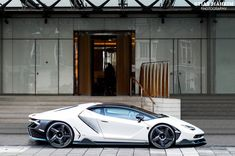 Lamborghini Centenario By Stian Håheim