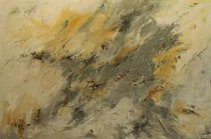 Dog Run by Diana Kingsley 24 x 36 - $1100