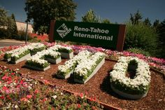 With over 300 days of sunshine each year, the Reno-Tahoe International Airport is your gateway to adventure!