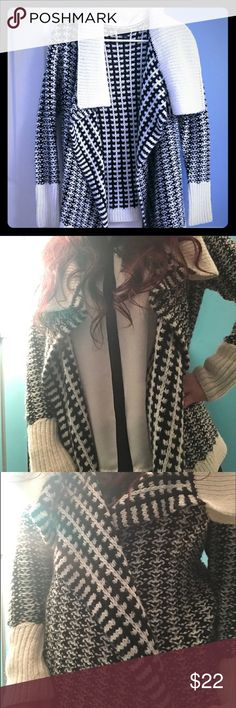 Crochet Cardigan Sweater 💲FIRM PRICE 💲 Very warm and toasty :) in great condition, from a smoke-free home :) Apt. 9 Sweaters Cardigans