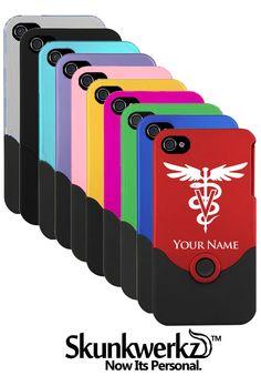 Engraved iPhone 4/4S Case/Cover- Vet, Veterinary physician, Veterinarian, Veterinary Medicine on Etsy, $14.99