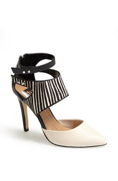 Great mid heel pattern DV by Dolce Vita Ferris Pump available at #Nordstrom