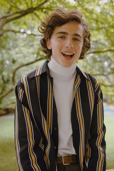 Call Me by Your Name's Timothee Chalamet Is Having a Very Big Year
