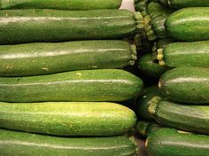 From jam to pickles to apple crisp...  What to do with all that zucchini