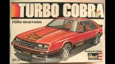 Revell Turbo Cobra model kit