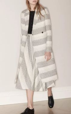BROCK Collection Fall/Winter 2015 Trunkshow Look 10 on Moda Operandi