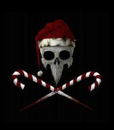 Christmas Skull!