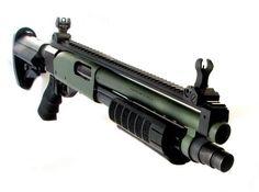 Serious Tactical Shotgun