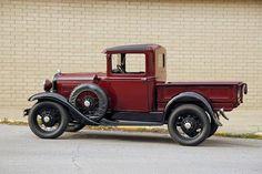 1931 Ford Model A Pikap