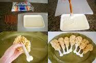 Rice Krispies Treats - Turkey Leg  (PHOTO ONLY)