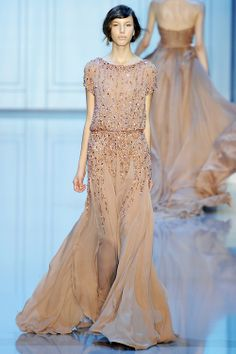 Elie Saab, Fall 2011 Couture