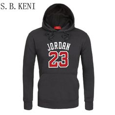 fb9894d3f7ce Fleece Jordan Hoodies Men 23 Printed Mens Hooded Sweatshirts Sportswear  Black Pink Streetwear Hip Hop Pullover