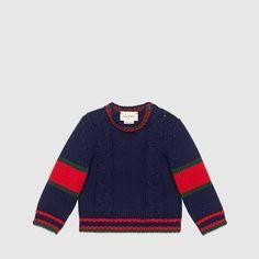 151b0867ee7b3 Baby reversible GG jacquard jacket