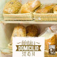 Nuestros productos están siempre pensados para que se adapten a tus gustos como nuestro #PanAjonjolí y #Avena, una delicia que puedes adquirir en nuestro punto de venta del #MallVentura o pedir a domicilio al 3124574. #SusiPanadería, ¿Ya lo probaste?