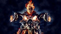 ❤ Get the best Ghost Rider Desktop Wallpaper on WallpaperSet. Only the best HD background pictures. Ghost Rider Motorcycle, New Ghost Rider, Ghost Rider Marvel, Comic Style Art, Comic Styles, Gost Rider, Best Hd Background, Background Pictures, Ghost Rider Wallpaper