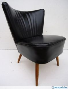 Vintage expo '58 cocktail chair 1950's