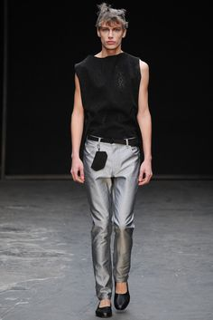 Lee Roach Fall 2015 Menswear Fashion Show