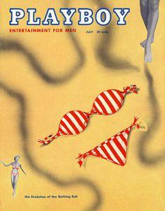 Playboy July 1954