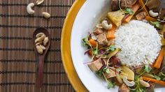 Indische curry