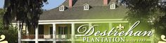Destrehan Plantation is an antebellum mansion, in the French Colonial style, modified with Greek Revival architectural elements. It is located in southeast Louisiana, near the town of the same name, Destrehan. National Register of Historic Places .