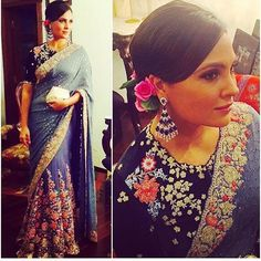 Lara dutta in royal blue Saree To purchase this product mail us at houseof2@live.com or whatsapp us on +919833411702 for further detail #sari #saree #sarees #sareeday #sareelove #sequin #silver #traditional #ThePhotoDiary #traditionalwear #india #indian #instagood #indianwear #indooutfits #lacenet #fashion #fashion #fashionblogger #print #houseof2 #indianbride #indianwedding #indianfashion #bride #indianfashionblogger #indianstyle #indianfashion #banarasi #banarasisaree