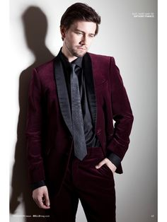 » Inside BELLO: Royal-ish Torrance Coombs