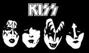 New Custom Screen Printed T-shirt Kiss Music Small - 4XL Free Sh