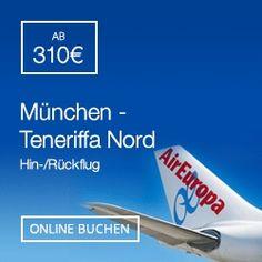 Air Europa, la compañía aérea del grupo turístico Globalia, es miembro de pleno derecho de la alianza SkyTeam. Durante el año pasado transportó a 9 millones de pasajeros, siendo la segunda compañía española en este concepto. Comprometida con el medioambiente y a la última siempre en tecnología, Air Europa posee los más altos estándares de calidad y seguridad. $0.00 USD