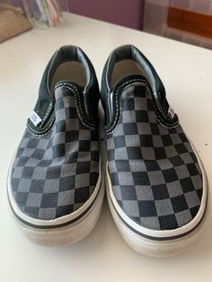 finest selection dee32 1ebd2 ...  shoes  accessories  kidsclothingshoesaccs  unisexshoes (ebay link).  See more. kids vans size 11 my daughter wore them maybe 3 Or 4 Times   fashion