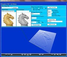 Simple CNC G-Code Programming Software for 3 Axis CNC Machining