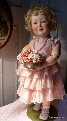 Puppenkontor: Artur Schoneau - Princess Elizabeth