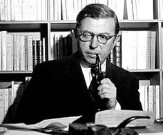 literary and philosophical essays sartre contemporary