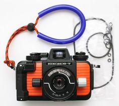 Excellent Nikon Nikonos V underwater camera with 35mm lens. Serviced June 2017. #Nikonos