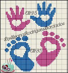 Stitch Fiddle is an online crochet, knitting and cross stitch pattern maker. Cross Stitch Baby, Cross Stitch Charts, Cross Stitch Patterns, Cross Stitching, Cross Stitch Embroidery, Hand Embroidery, Beading Patterns, Embroidery Patterns, Crochet Patterns