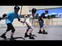 M Aprender a patinar- Lección 3- Patinar