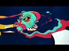 Motion Graphics Trend Liquid Motion - YouTube