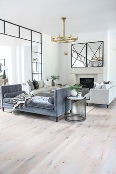 Living Room Progress, Styled for Summer – The House of Silver Lining – Room Mirrors Home Living Room, Living Room Designs, Living Room Decor, Living Spaces, Living Room Mirrors, Fashion Room, Fashion Outfits, Living Room Inspiration, Style At Home