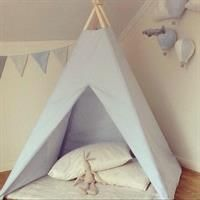 Teepee Tent blue Teepee Tent, Toddler Bed, Instagram Posts, Blue, Furniture, Home Decor, Child Bed, Decoration Home, Room Decor
