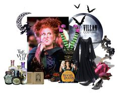 """The Witch"" by lross635 ❤ liked on Polyvore featuring INC International Concepts, Halloween, 60secondstyle and villaincostume"