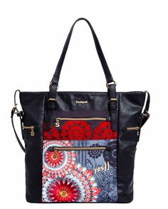57X52G0_3000 Desigual Bag Argentina New Red, Canada