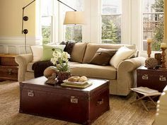 Pottery Barn Sectional Sofas Design