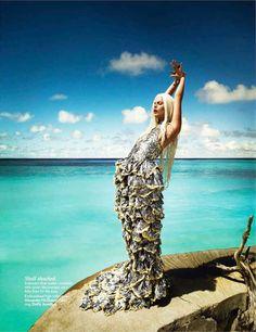 The Classically Glam Mermaid