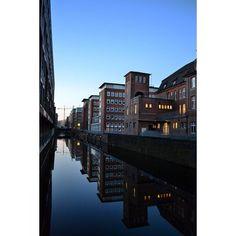 Hamburg alleys