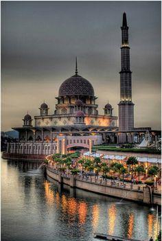Masjid Negara, Putrajaya, Malaysia