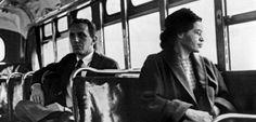 «Non ero fisicamente stanca, ero stanca di cedere», Rosa Parks 4/02/1913 – 24/10/2005 http://ilpo.st/1tify32