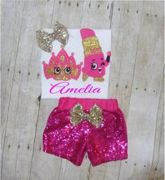 Check out this item in my Etsy shop https://www.etsy.com/listing/465041122/shopkins-outfit-shopkins-birthday-outfit